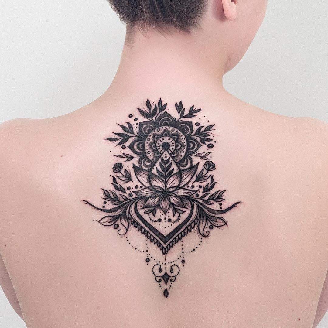 Bold Unalome Tattoos