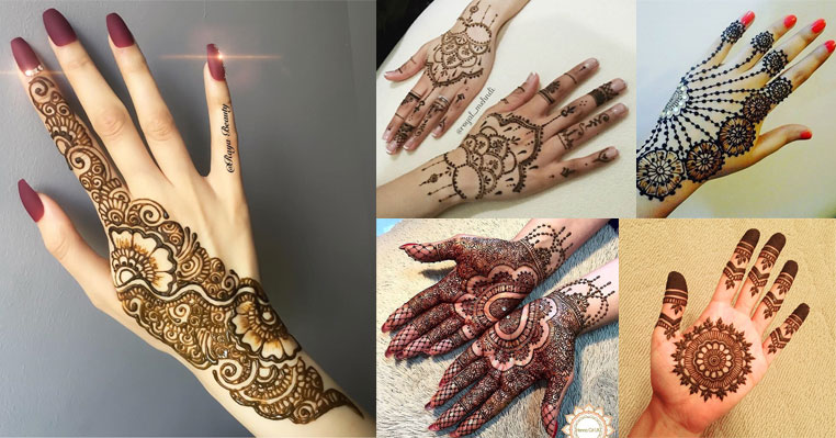 easy and simple henna designs for beginners